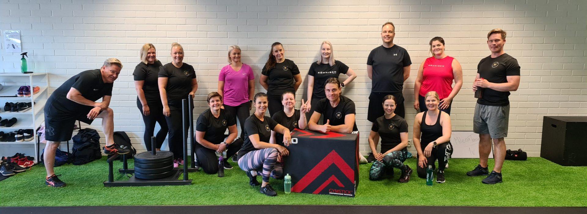 ReeniRyhmä - Pienryhmävalmennusta Tampereella   MT-Center